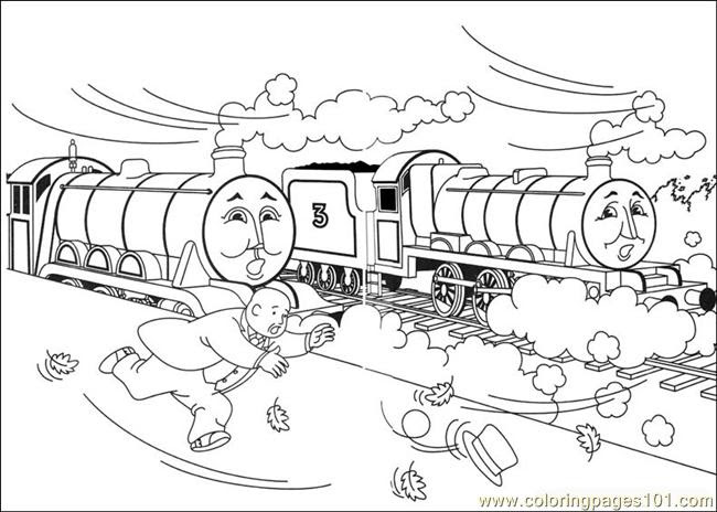 Thomas And Friends 11 Coloring Page Free Thomas Friends Coloring