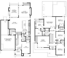 Sketsa Rumah Gambar