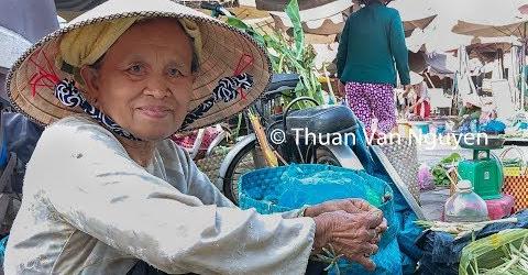Vietnam || Cai Lay Rural Market || Tien Giang Province