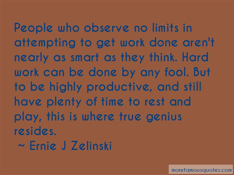 Think Hard Work Smart Quotes Top 3 Quotes About Think Hard Work