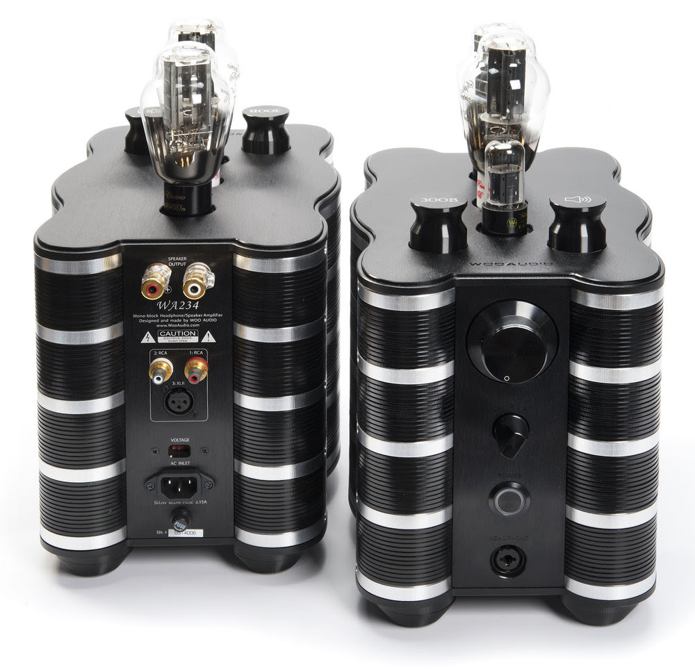 Mono And Stereo High-End Audio Magazine: Woo Audio WA-234 MONO
