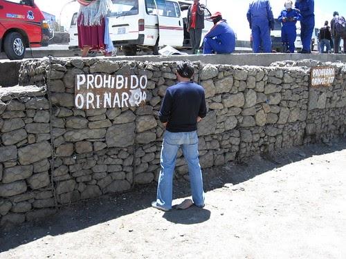 Analfabetismo cero en Bolivia, !Mentira¡