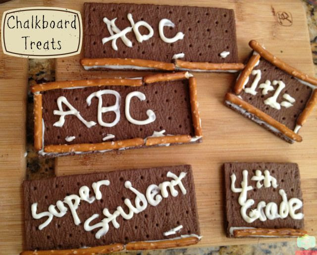 celebrate back to school snacks healthy version