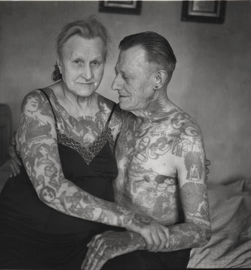 Love Old Tattoo Amor Old School Blanco Y Negro Tatuajes Pareja Anos