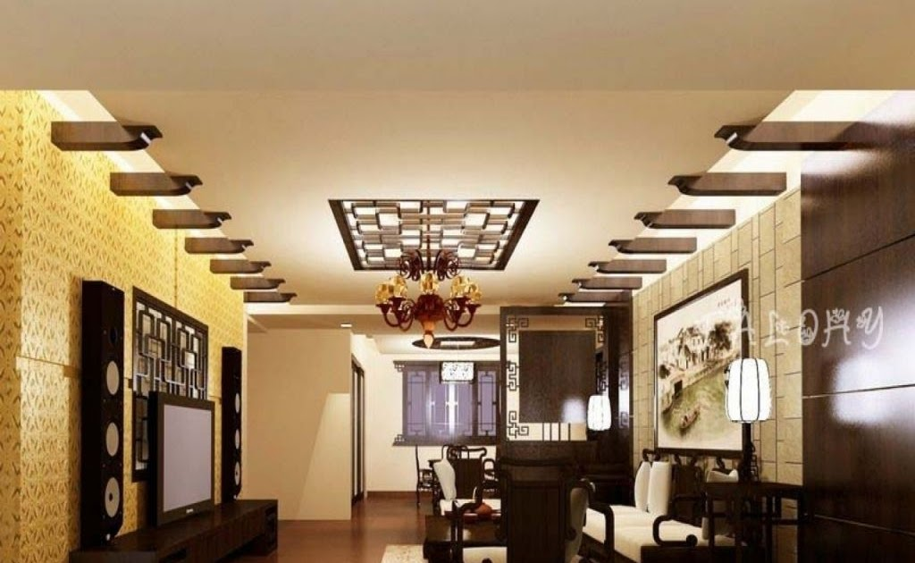 Rudi Blog: Bedroom False Ceiling Designs With Two Fans And ...