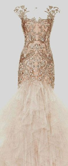 1000  ideas about Gold Wedding Dresses on Pinterest   Gold