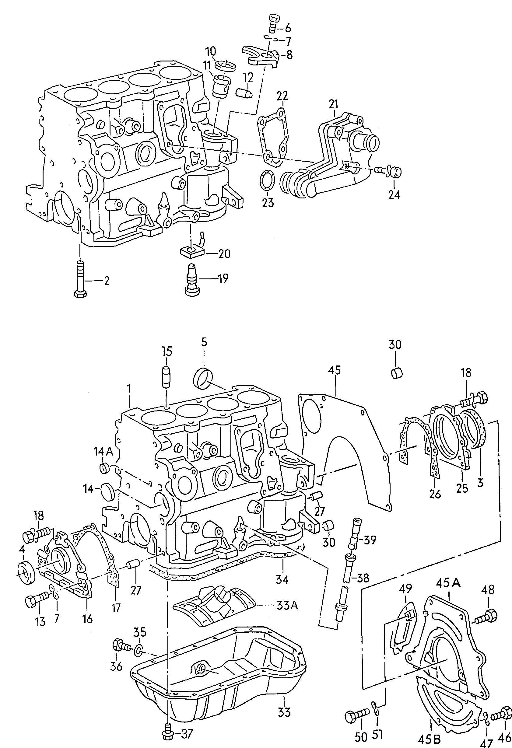 Vr6 Engine Diagram - Wiring Schema Collection