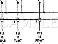 Repair Diagrams for 1997 Chrysler Sebring Engine ...