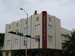 Beach Plaza Hotel, Miami