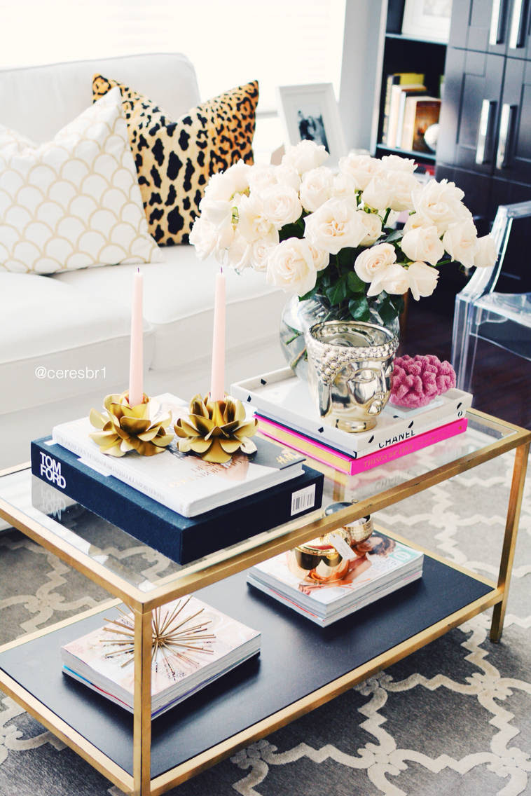 Designer Tips for Styling a Coffee Table - Tuft & Trim