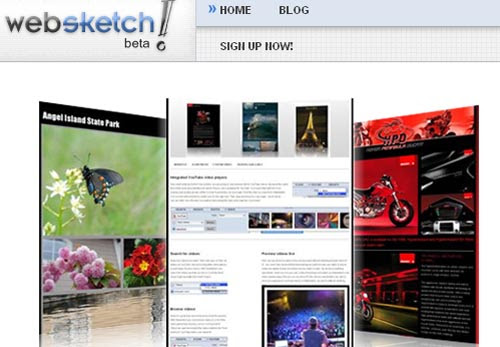 WebSketch-Your web your way
