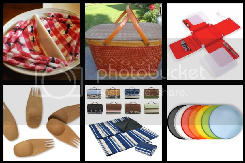 It's summer. Are you picnic ready?