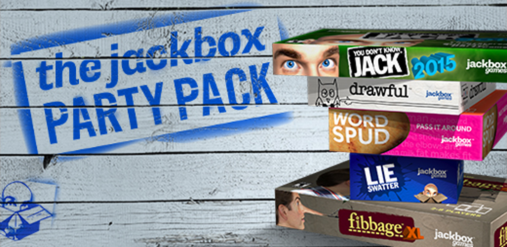 Amazon.com: The Jackbox Party Pack: Appstore for Android