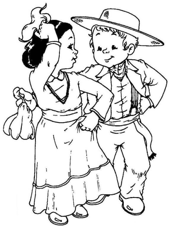 Puerto Rico Folklore Clipart Clip Art Library