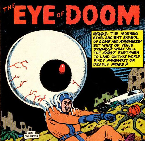 the eye of doom