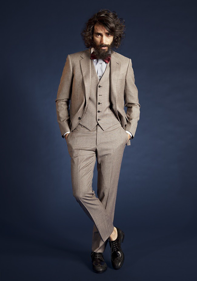 99 CLASS Roberto Cavalli Menswear FW1213