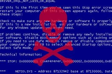 Este código deUSB puede activar BSOD incluso en PC con Windows bloqueado
