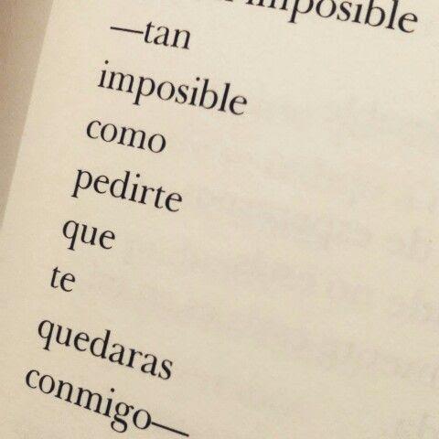 Textos Frases Spanish Imagenes Frases De Amor Espanol Citas Quedate