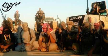 Islamic State of Iraq and the Levant/AFP