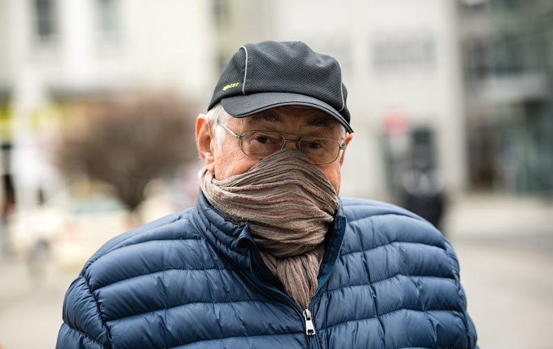 Face Mask In Public