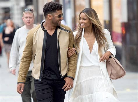 This Surprising Detail About Ciara's Wedding Dress Will