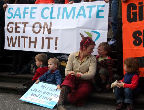 Safe Climate - Get on with it - Close Hazelwood