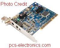 PCI Card Transmitter