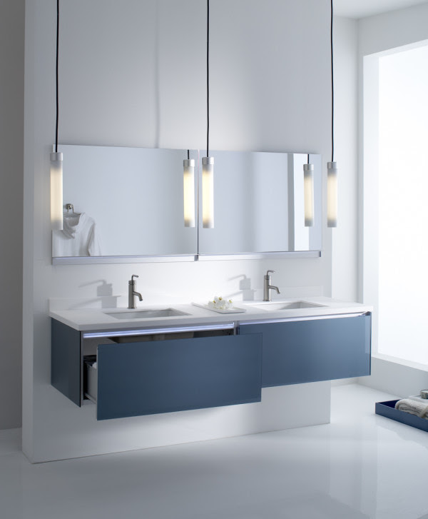 Modern Wall Mounted Bathroom Vanities Modernfurniture Collection