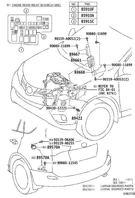 Toyota RAV4 Engine Control Module. Electrical, SYSTEM