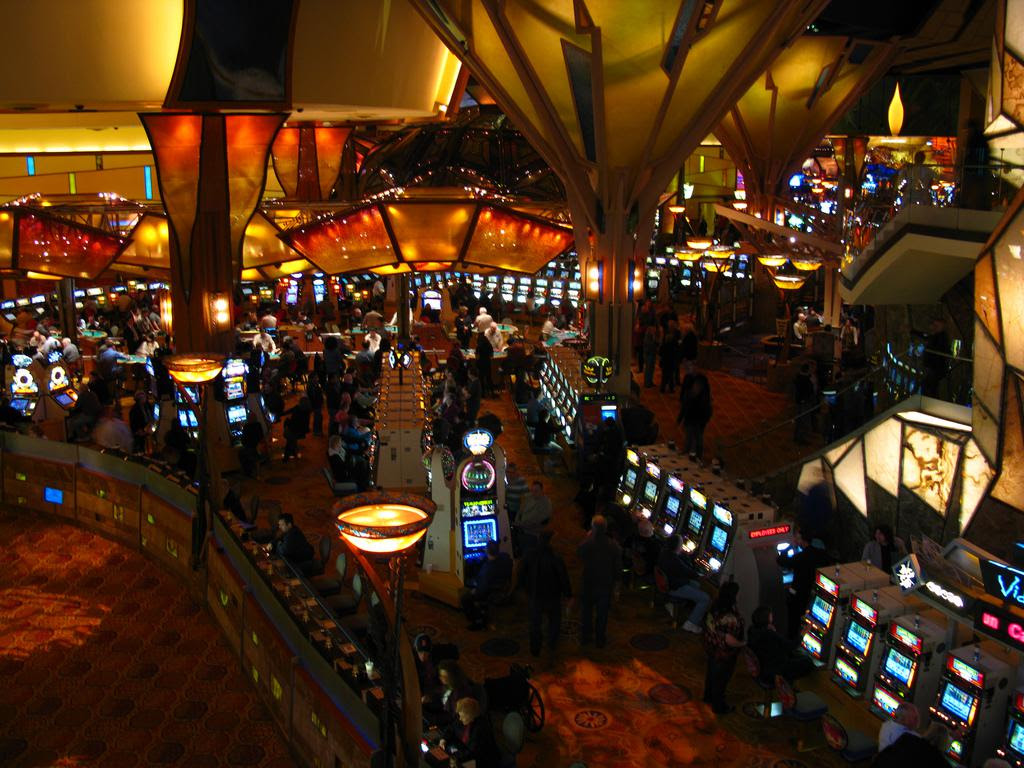 "Lawmakers Propose New Casinos to Defend Against ""Economic War"" on Connecticut  Connecticut"