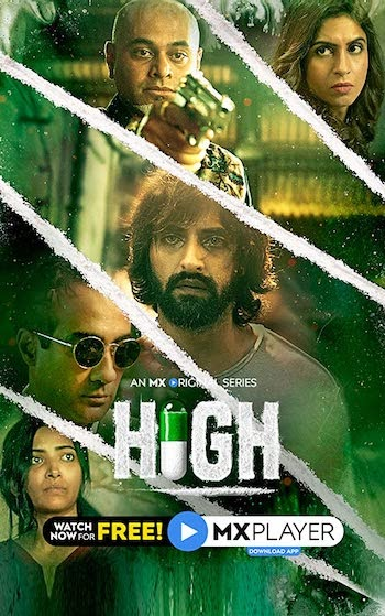  High S01 Hindi 720p 480p WEB-DL 2.5GB