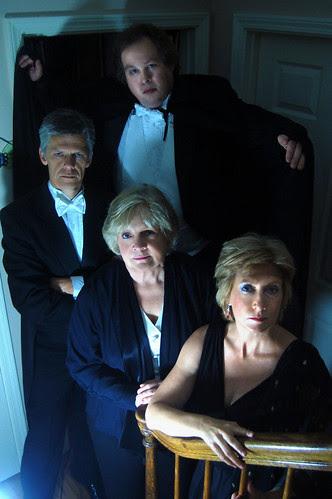 West Edge Quartet, Shreveport by trudeau