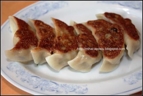 餃子 Gyouza 麺山