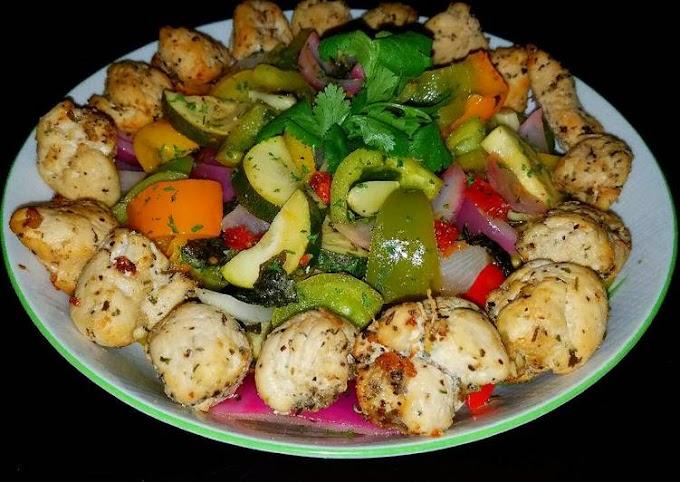 Recipe of Homemade Mike's Super Skinny Chicken Dinner