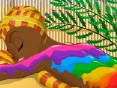 afrika masaj salonu oyunu