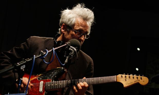 Marc Ribot performs with Ceramic Dog in the Soundcheck studio.