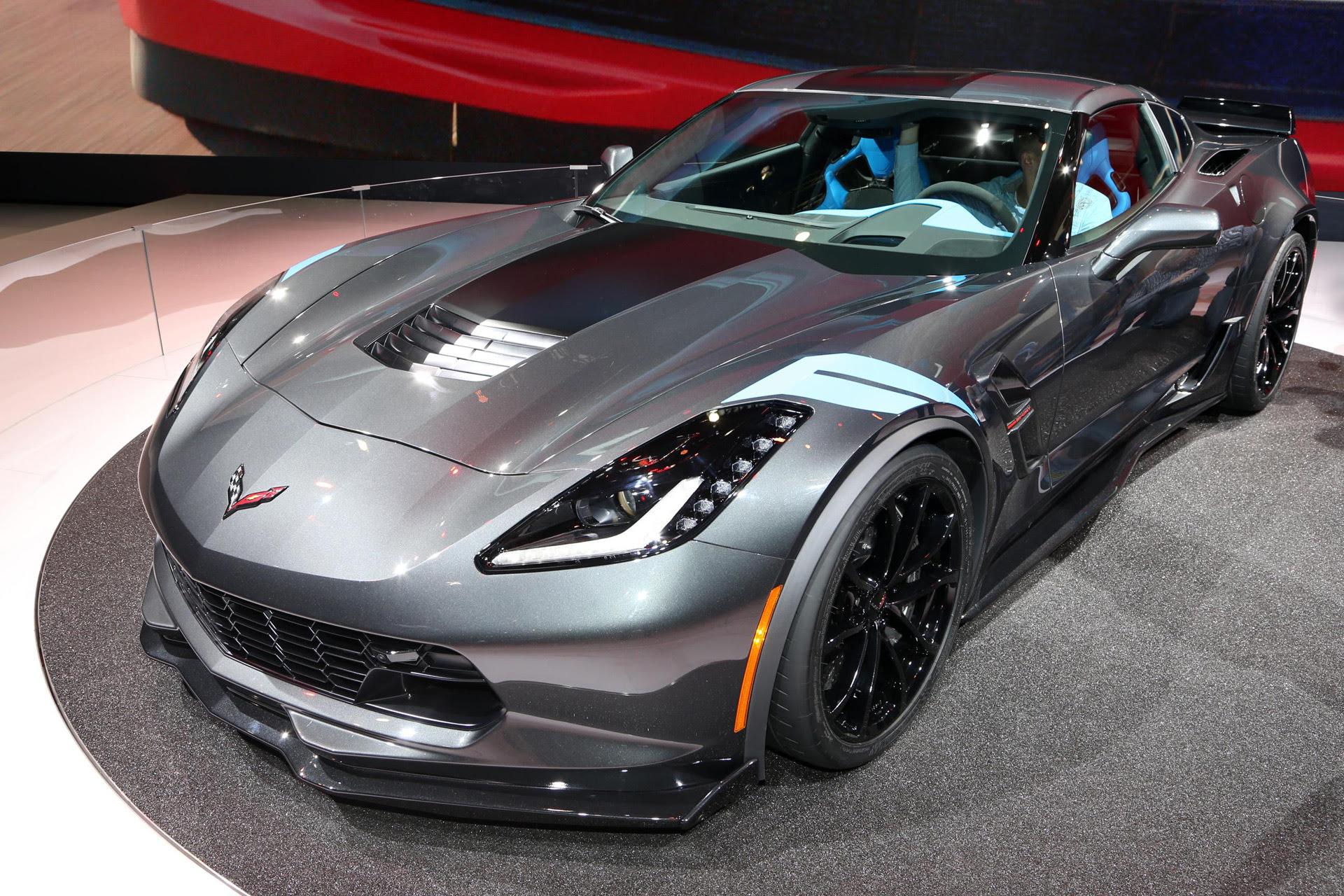 2017 Chevrolet Corvette Grand Sport Collector Edition 2016 ...