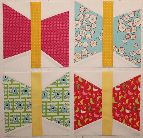 Butterflies for March FAITH circle of do.Good Stitches