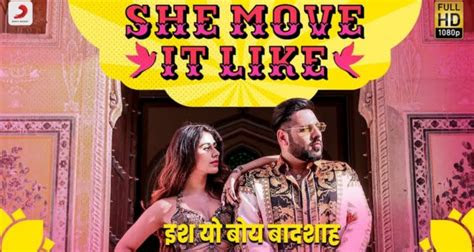 badshahs  song  move   filmymamacom