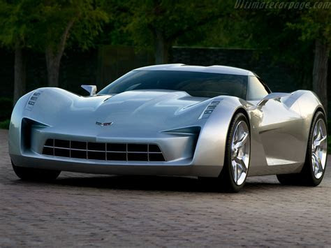 Chevrolet Corvette Stingray Prototype. MotoBurg