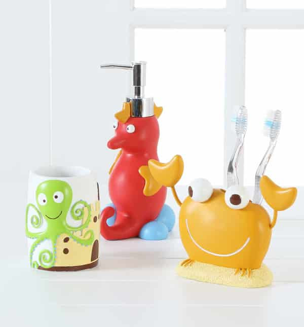 40 Totally Cute Bathroom Accessories For Kids Designbump