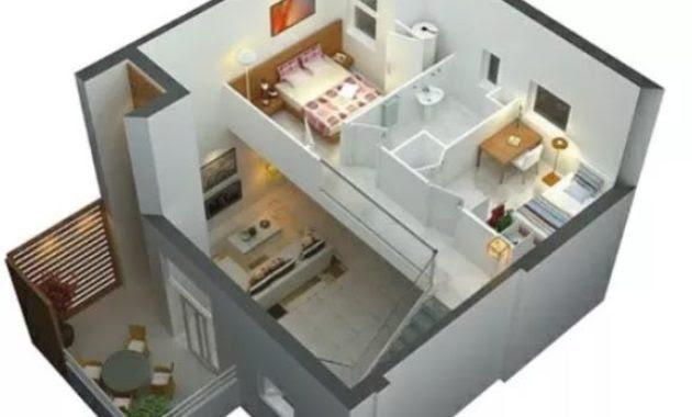 5800 Koleksi Gambar Rumah Minimalis 2 Lantai Dan Denah HD Terbaik