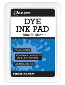 Ranger Dye Ink Pad BLUE RIBBON RDP42839