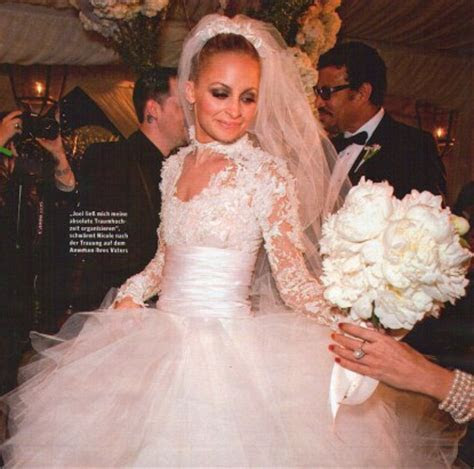 All The Nicole Richie And Joel Madden Wedding Photos