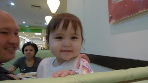 Really cute baby girl
