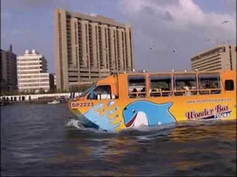 Wonderbus: Dubai's Amphibious Bus Tour