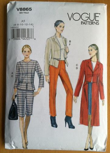 V pattern