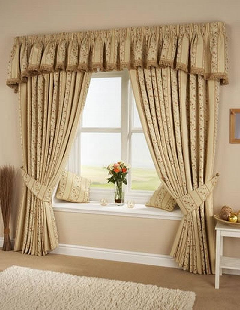 Curtains Window Curtain Designs Ideas from Sheer to Cafe Curtains ...