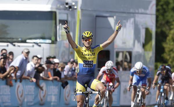 Matti Breschel hatte die schnellsten Beine.