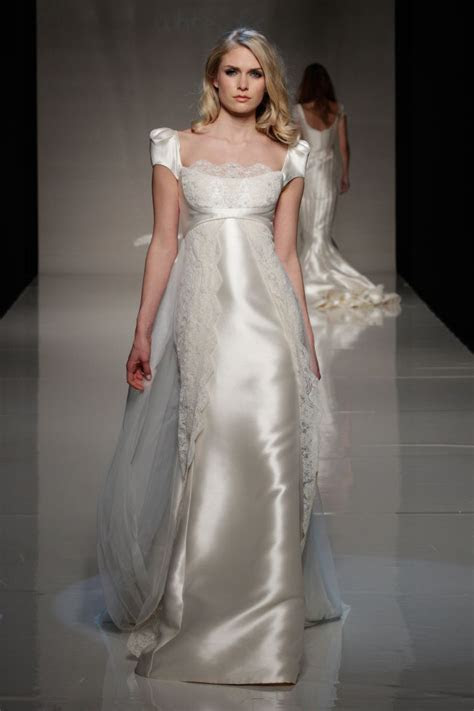 The London Wedding Dress Report for 2013   OneWed